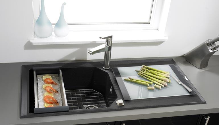 The Benefits of Astracast ROK® Granite Kitchen Sinks | Tap Warehouse