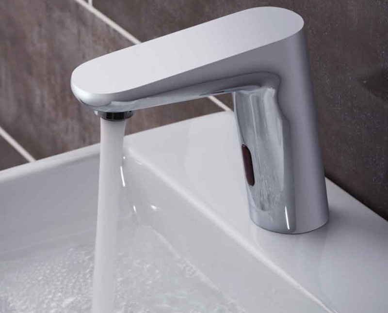 Vado i-Tech Ascent Infrared Mono Basin Mixer