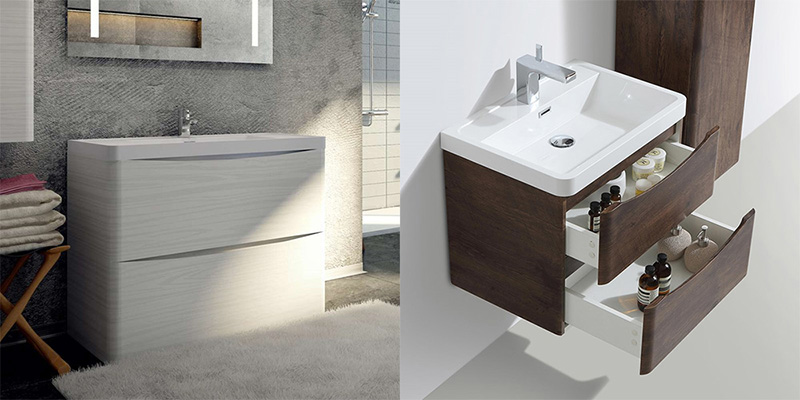 Maya Bathroom Vanity Unit