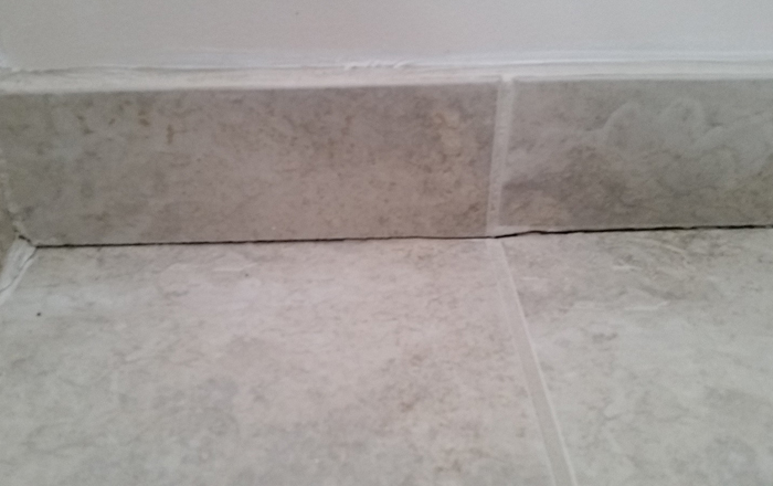 shower caulking cracking could be the cause of your leaking shower