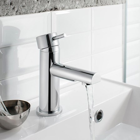 A crosswater low water pressure tap, designed to look great on any sink