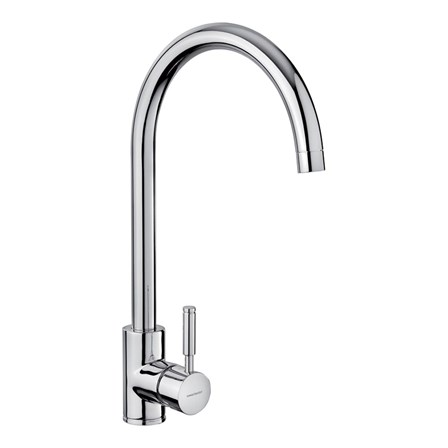 Rangemaster kitchen tap with state-of-the-art ceramic discs