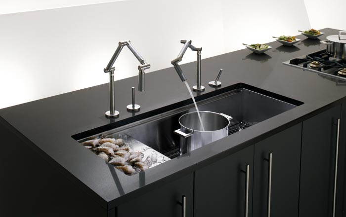 How to Choose the Best Material for Your Kitchen Sink | Tap Warehouse