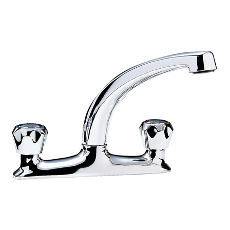 A classic tap built to aid the environment.