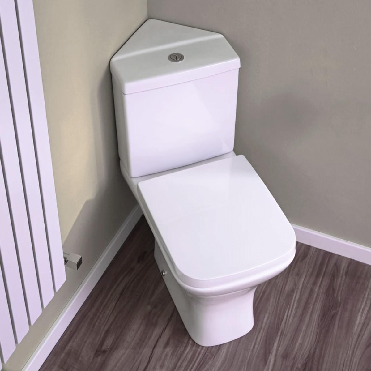 Harbour Alchemy Corner Toilet Soft